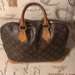 "Louis Vuitton Satchel ""Authentic"""
